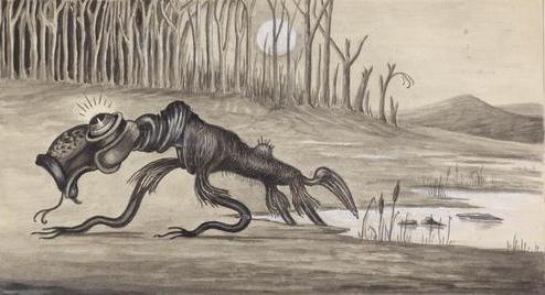 mythical bunyip