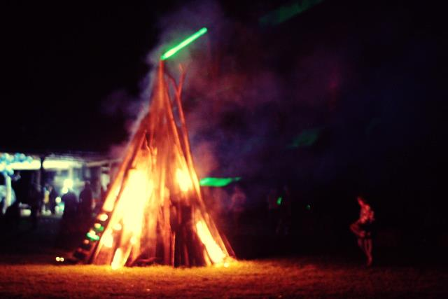 Fire Spirit, Ravenshoe, Queensland, Australia